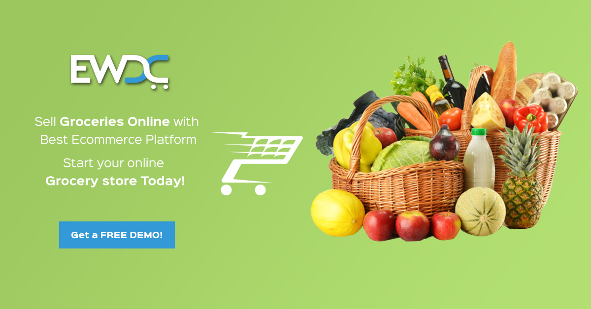 Readymade Grocery eCommerce Platform, Software, Script – EWDC