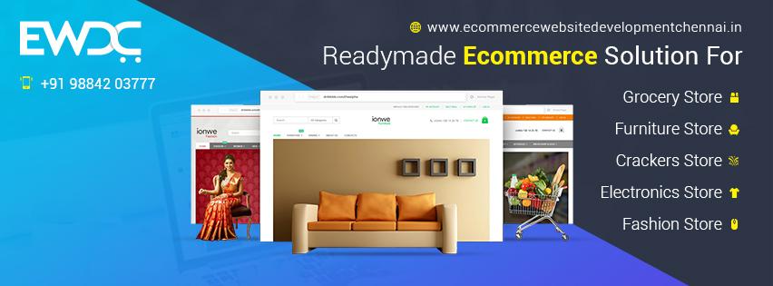 readymade ecommerce websites