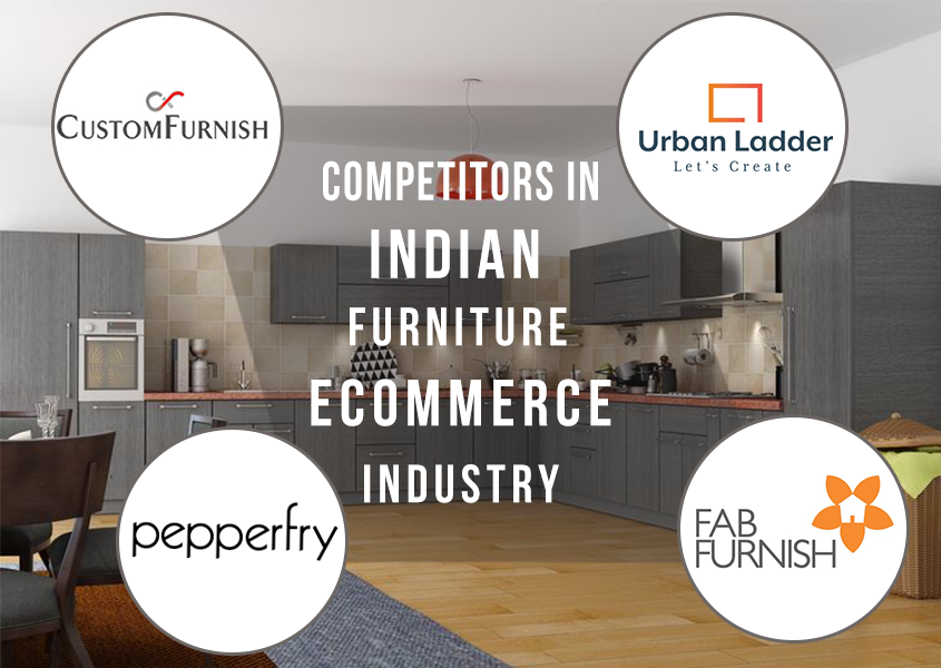 furniture ecommerce market leaders in india