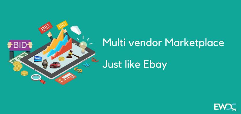 ebay like multivendor marketplace