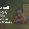 How to Sell Patanjali Products Online with EWDC's eCommerce Website Solution