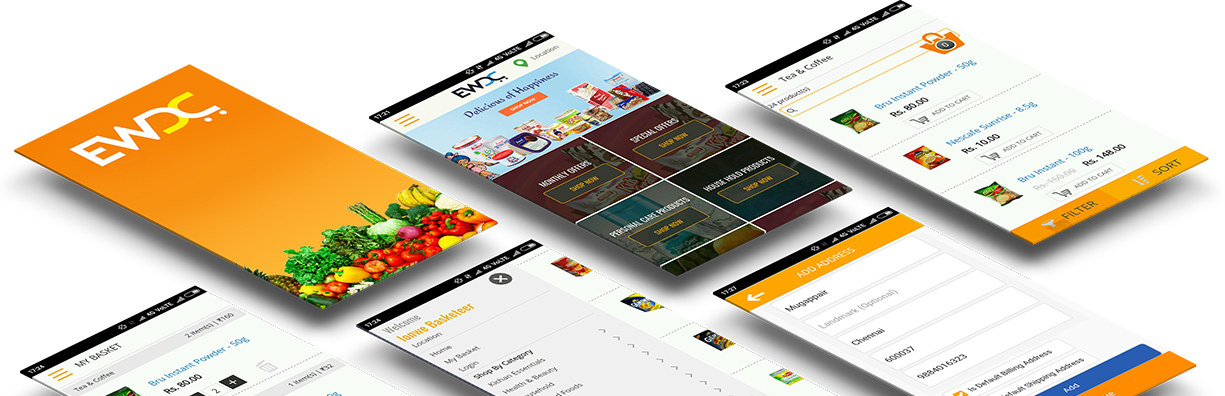 mobile app ecommerce