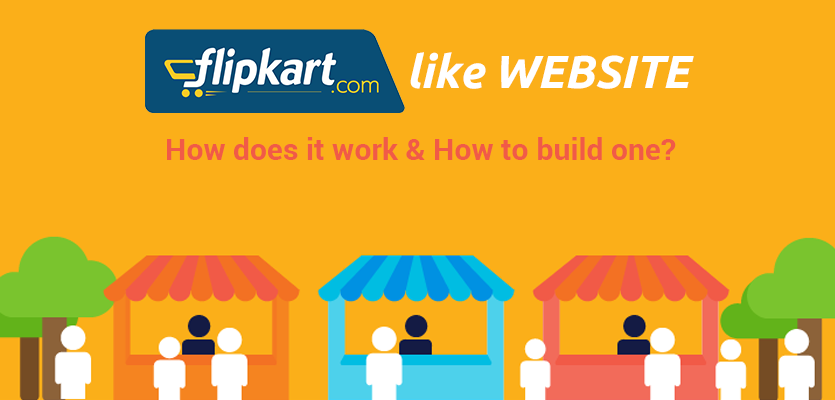 how to build flipkart like website