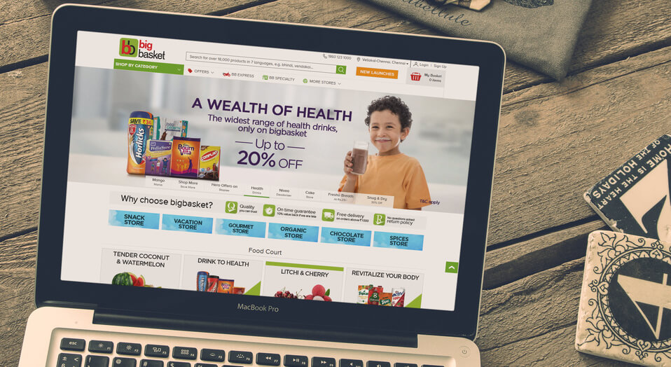 bigbasket-like-website