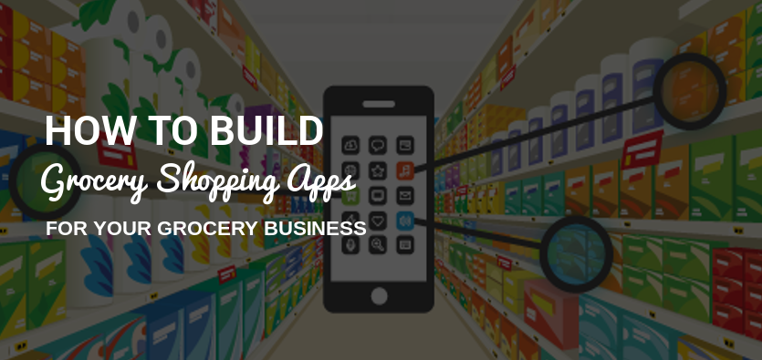 grocery shopping mobile apps