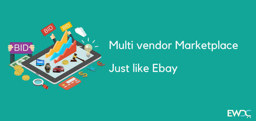 ebay like multivendor marketplace