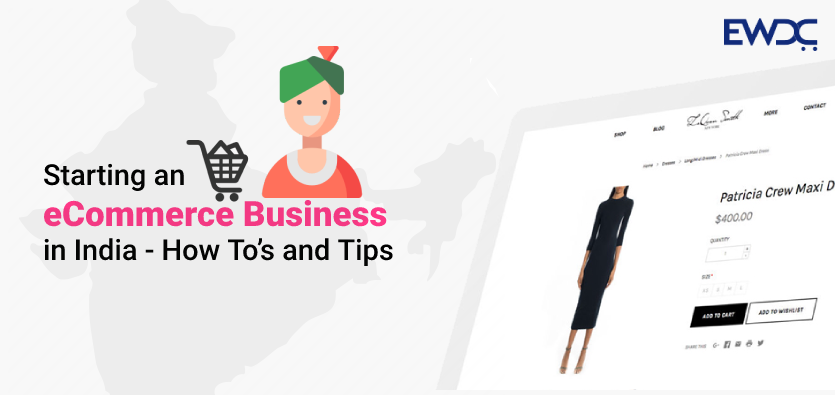 how to start ecommerce business india