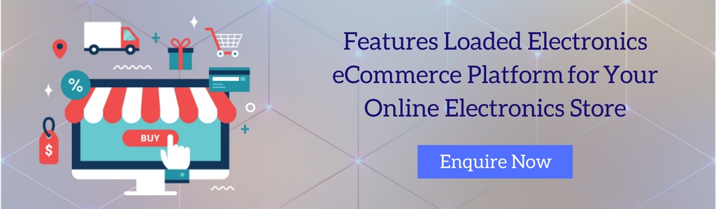 Features Loaded Electronics eCommerce Platform For your Online Store