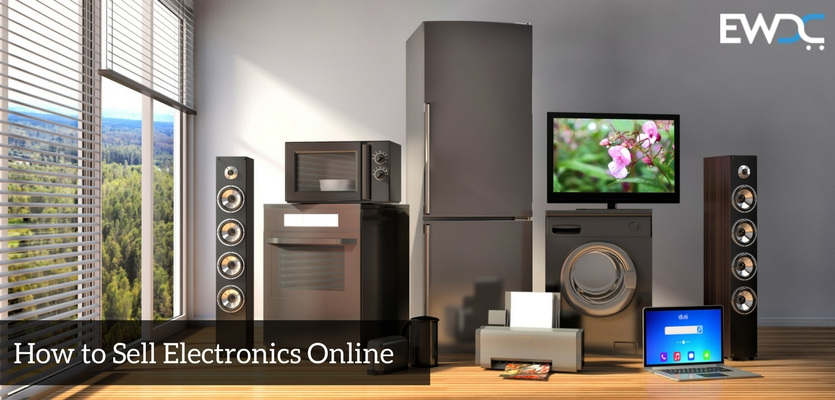How to Sell Electronics Online
