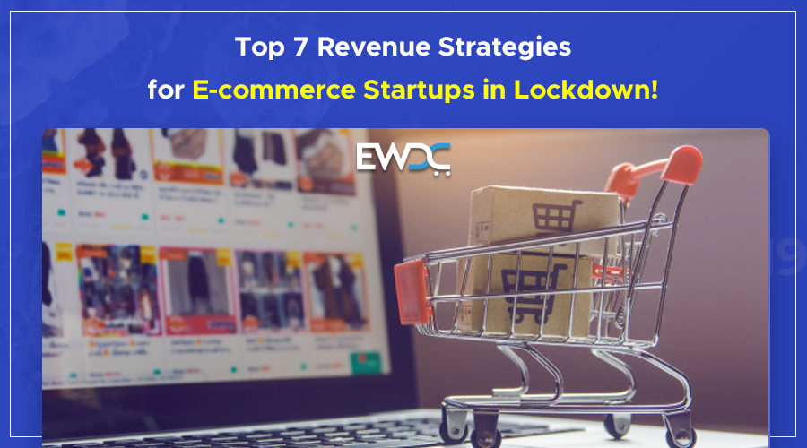 Revenue strategies for ecommerce startups