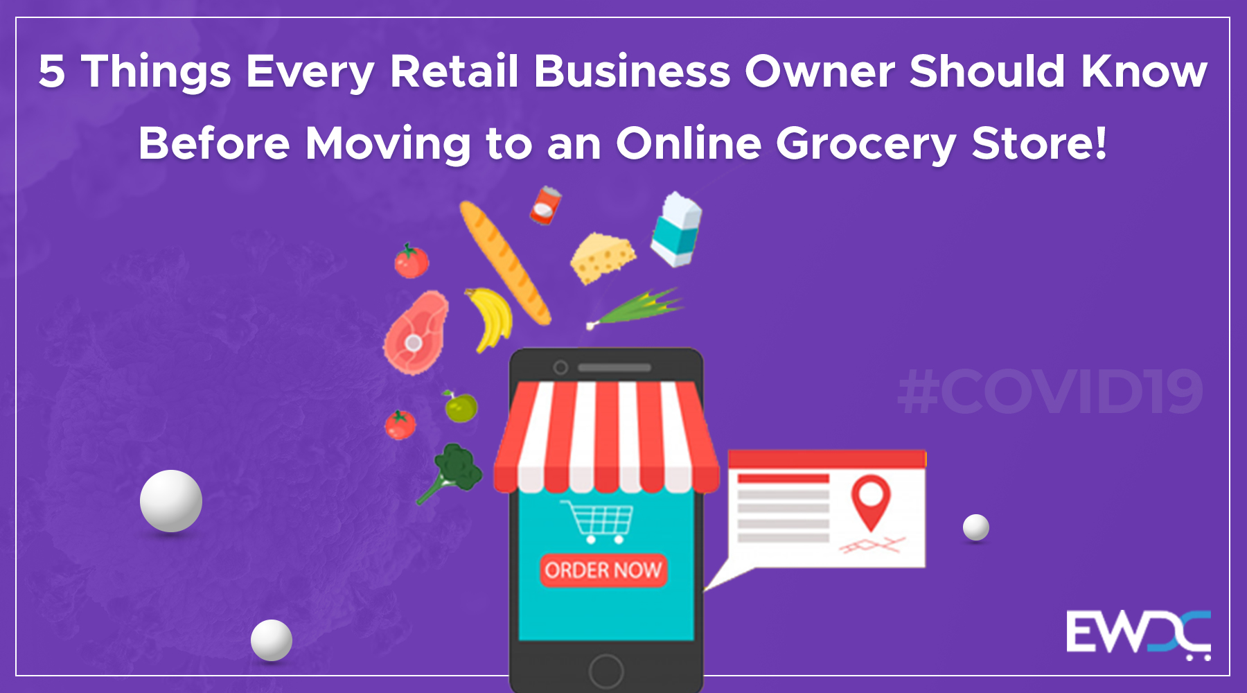 retail owners to online grocery