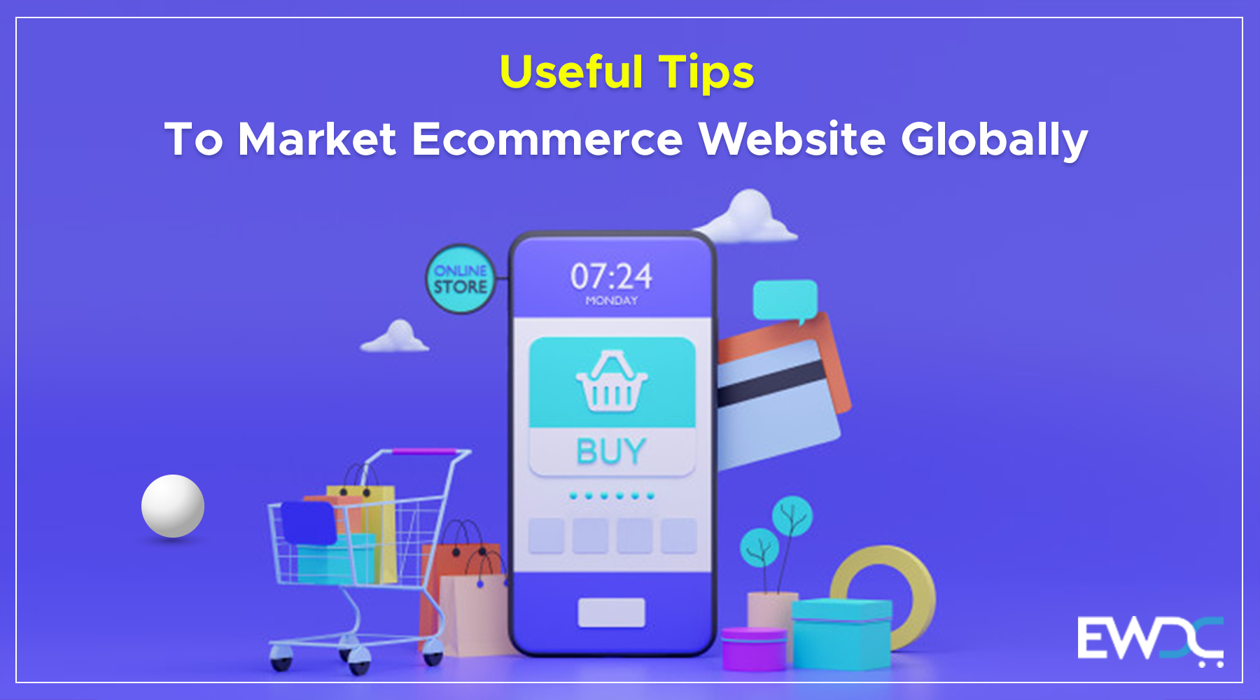 tips to market ecommerce website