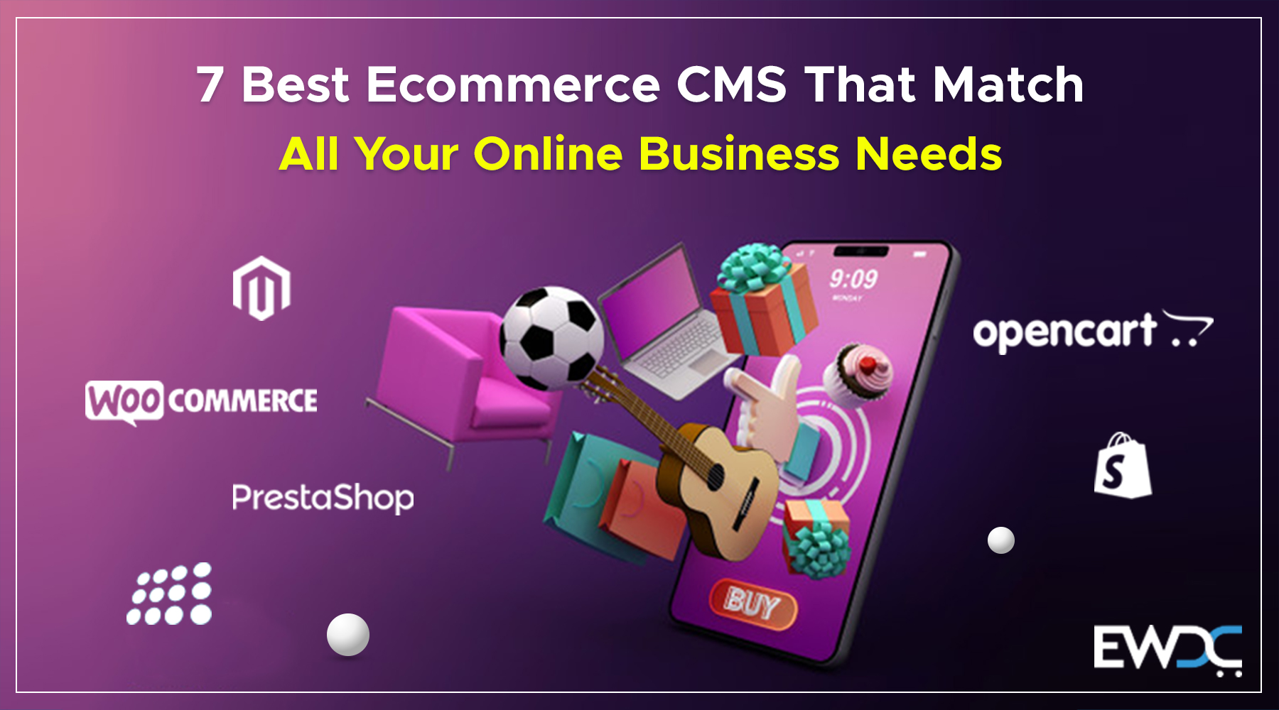 Best E-commerce CMS