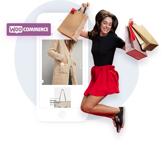 Woocommerce services page