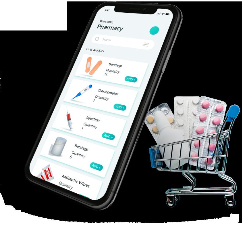 pharmacy-ecommerce-development