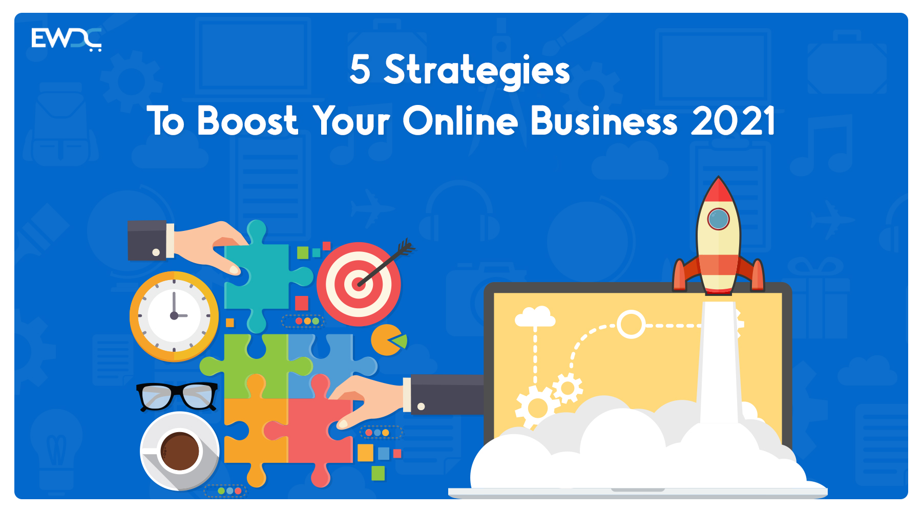 5 Stategies to Boost Your Online Business